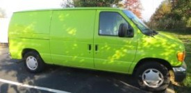 cargo van auction