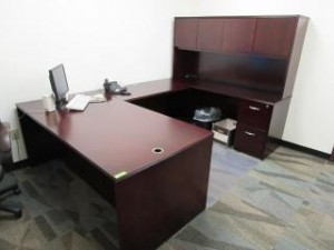 used office furnishings auction