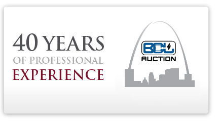 40 Years of Auction and Appraisal Experience