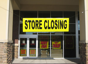 Store Closing Auctions
