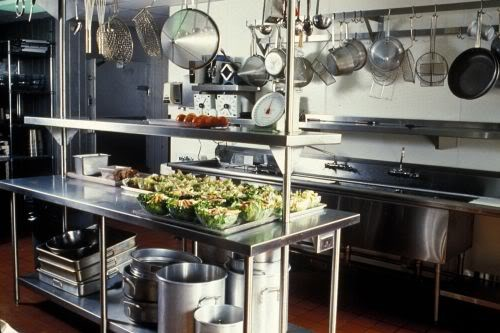 Restaurant equipment food trailer for sale bcl auction for Best commercial kitchen designs