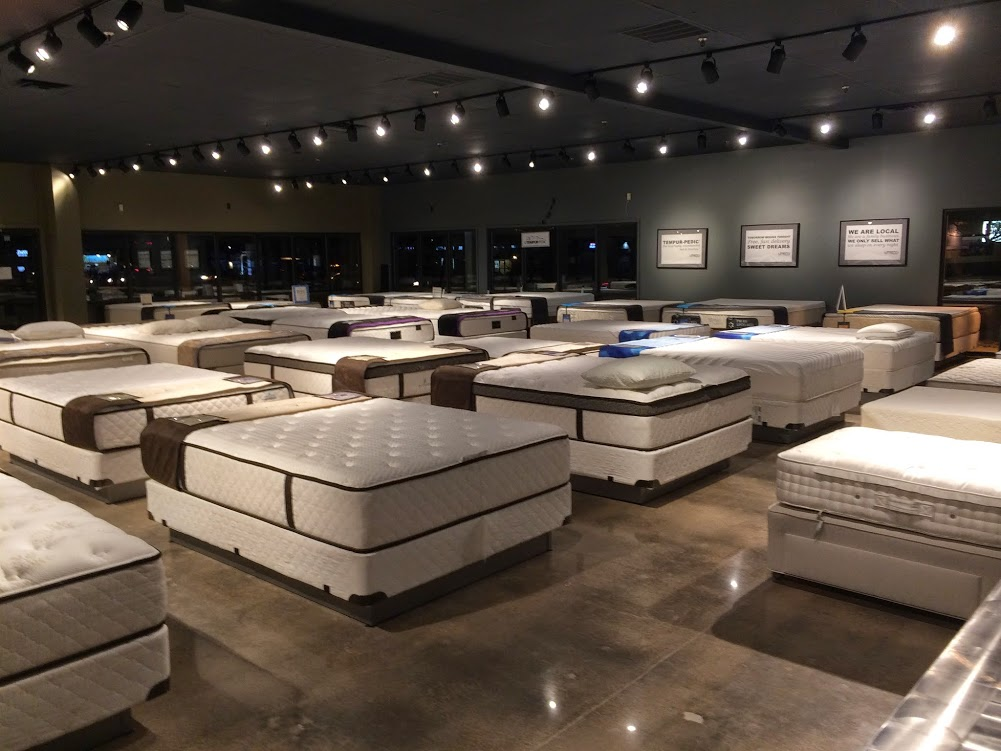 Bed And Mattress Stores
