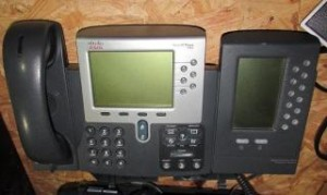 cisco phone system at auction at bclauction com