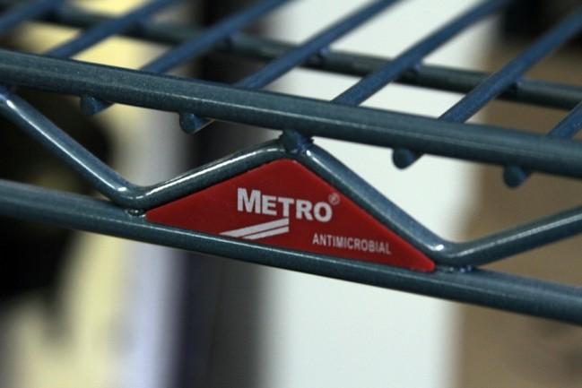 NSF Approved Metro Shelving For Sale